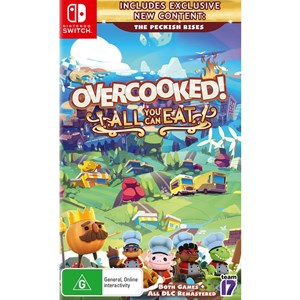 33683 - Nintendo Switch Overcooked All You Can Eat