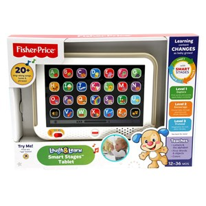33845 - Fisher Price Laugh & Learn Smart Stages Tablet