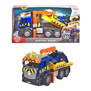 33951 - Dickie Action Recovery Truck & Car