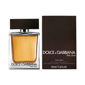 33998 - Dolce & Gabbana Mens The One 50ml EDT