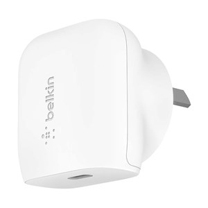 34112 - Belkin BOOST UP CHARGE 20W USB-C PD Wall Charger