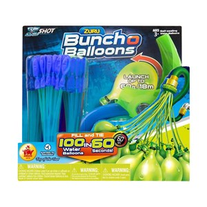 34149 - Bunch O Balloons Launcher with 3 Bunches