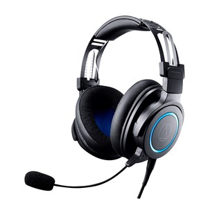34199 - Audio Technica Wired Closed Gaming Headset