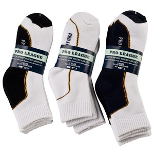 8530 - Pro League Mens Anklet Sport Socks