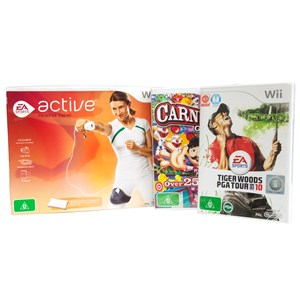 8648 - Wii Game Pack