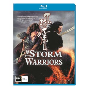 9104 - The Storm Warriors Blu-Ray